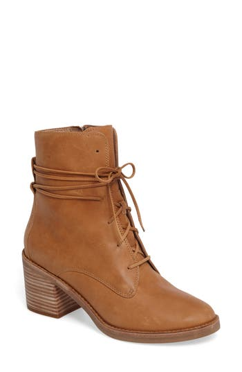Ugg Oriana Lace-Up Boot- Brown