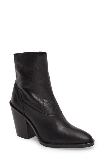 Topshop May Sock Bootie - Black