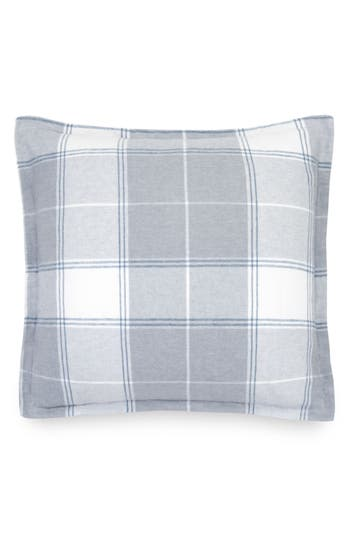 Ugg Flannel Luxe Euro Sham, Size Euro - Blue