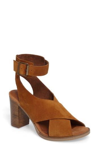 Women's Bella Vita Lil Ankle Wrap Sandal, Size 6 N - Brown