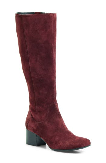B?rn Avala Knee High Boot, Burgundy
