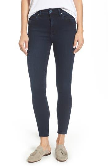 Mavi Jeans Tess Stretch Ankle Skinny Jeans, x 27 - Blue