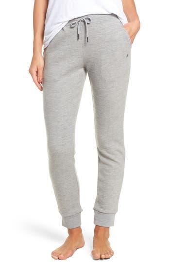 Ugg Merino Wool Jogger Pants, Grey