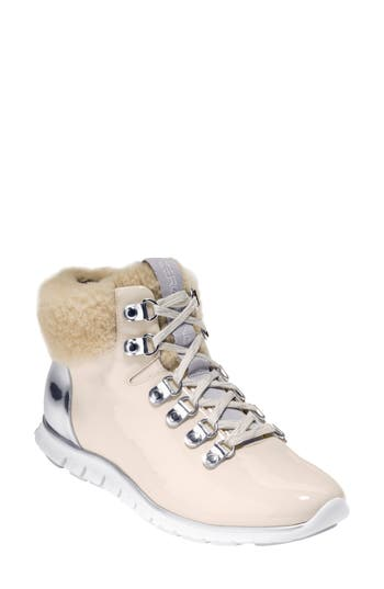 Cole Haan Zer?grand Hiker Boot, White
