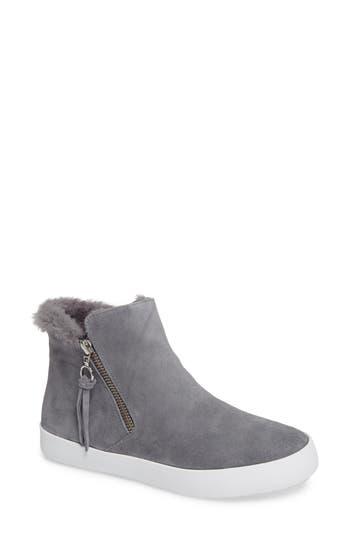 Rebecca Minkoff Shelly High Top Sneaker, Grey