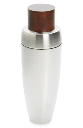 Nordstrom At Home Stainless Steel Cocktail Shaker