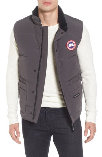 Canada Goose Freestyle Down Vest, Grey