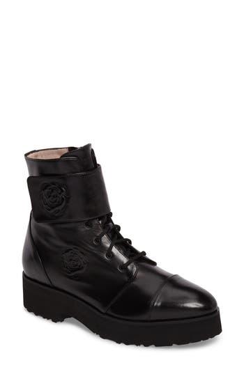Taryn Rose Valentina Rose Boot- Black