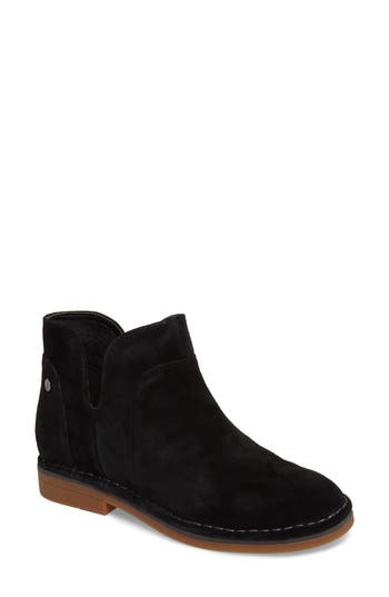Hush Puppies Claudia Catelyn Bootie, Black