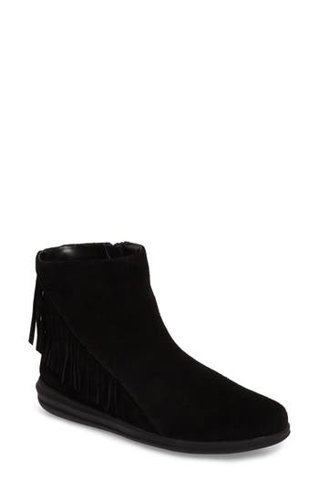 David Tate Zest Bootie, Black