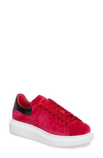 Alexander Mcqueen Sneaker - Red