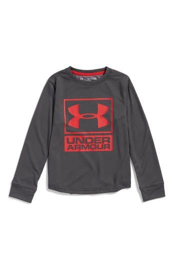 Boys Under Armour Logo Tech Shirt