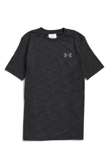 Boys Under Armour Threadborne Heatgear Shirt