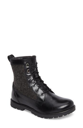 Birkenstock Gilford Lace-Up Boot,5.5 - Black