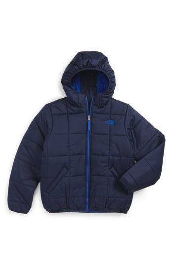 Boys The North Face Perrito Reversible Water Repellent Heatseeker(TM) Insulated Jacket