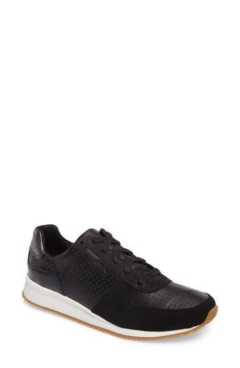 Aetrex Daphne Sneaker Black