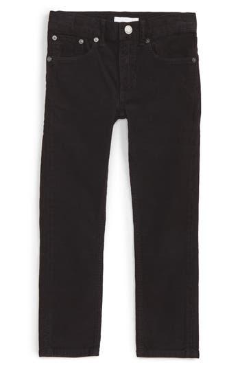 Boys Burberry Skinny Corduroy Pants