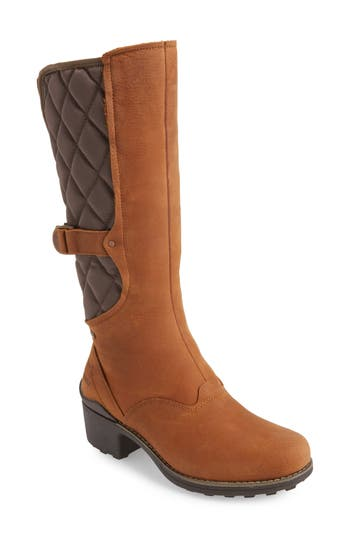 Merrell Chateau Tall Pull Waterproof Boot, Brown