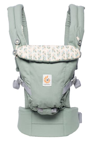 Infant Ergobaby Three Position Adapt Baby Carrier Size One Size  Green