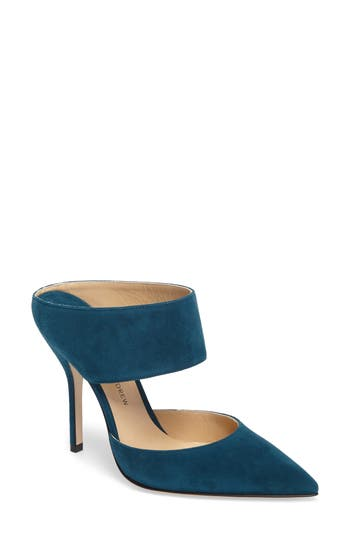 Paul Andrew Rusca Pump - Blue