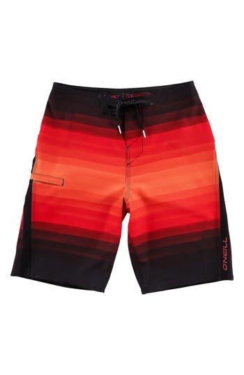 Boys ONeill Sneakyfreak Hemisphere Board Shorts