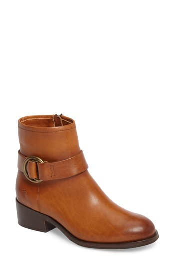 Frye Kristen Harness Bootie, Brown