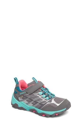 Girls Merrell Moab Fst Polar Low Waterproof Sneaker