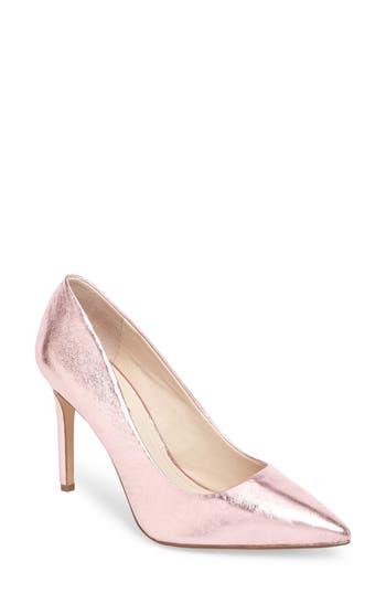 Louise Et Cie Joye Pointy Toe Pump, Pink