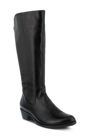 Spring Step Bolah Tall Boot - Black