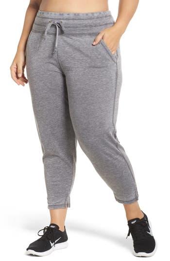 Kayle Crop Sweatpants
