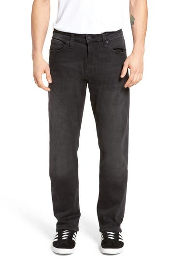 Mavi Jeans Myles Straight Fit Jeans, Grey