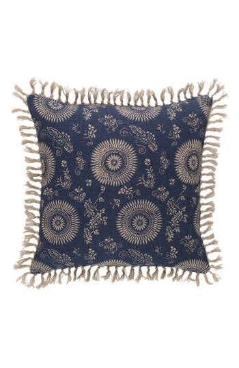 Pine Cone Hill Marianna Linen Accent Pillow, Size One Size - Blue