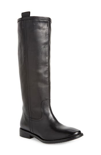 Seychelles Drama Riding Boot, Black