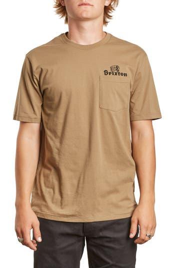 Brixton Tanka Ii Pocket T-Shirt