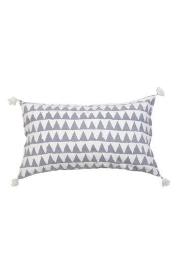 Pom Pom At Home Summit Accent Pillow, Size One Size - Blue