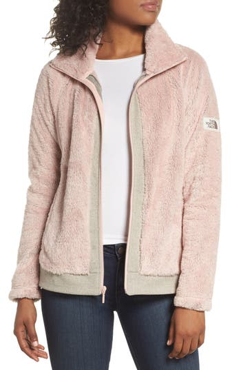 Women's The North Face Furry Fleece, Size X-Large - Pink