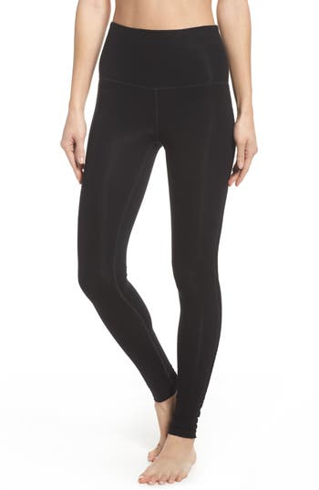 Free People Fp Movement Fade Into You Leggings, Black