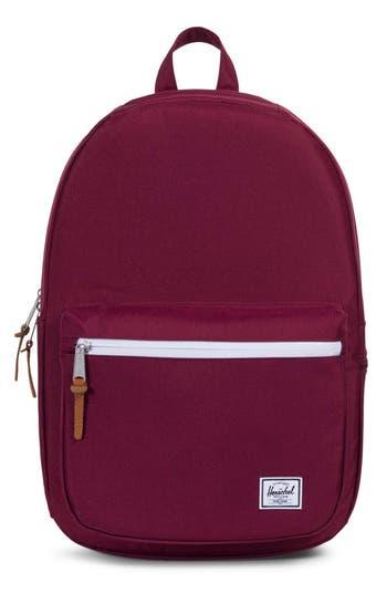 Herschel Supply Co. Harrison Backpack - Red