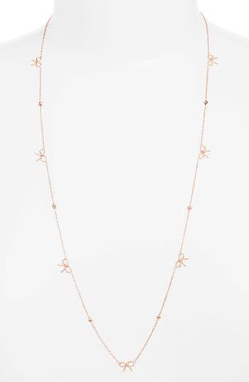 Women's Olivia Burton Bow Necklace