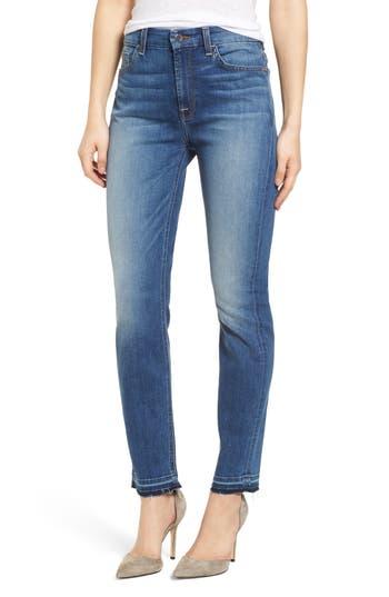 Release Hem Ankle Skinny Jeans