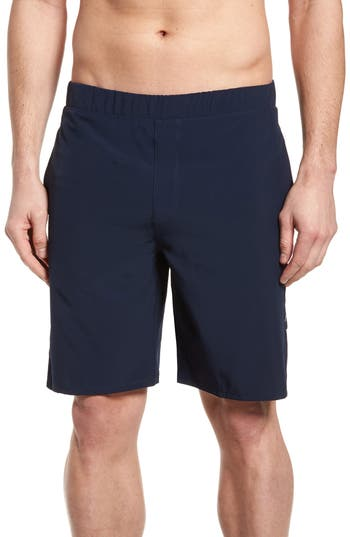 Hurley Alpha Trainer 2.0 Shorts, Blue