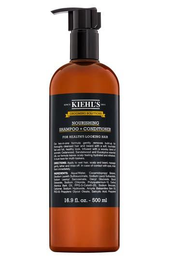 Kiehl's Since 1851 Healthy Hair Scalp Shampoo & Conditioner