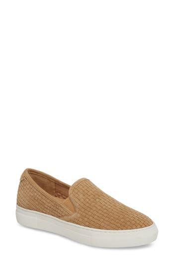 Jslides Flynn Slip-On Sneaker, Beige