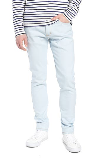 NAKED AND FAMOUS NAKED & FAMOUS SUPER SKINNY GUY SKINNY FIT JEANS