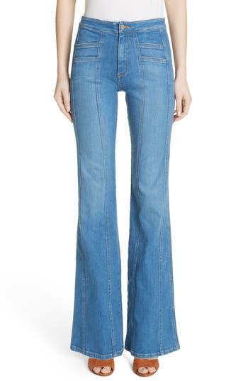Farrah Wide Leg Jeans