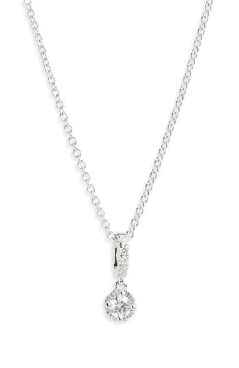Bony Levy Mila Diamond Pendant Necklace