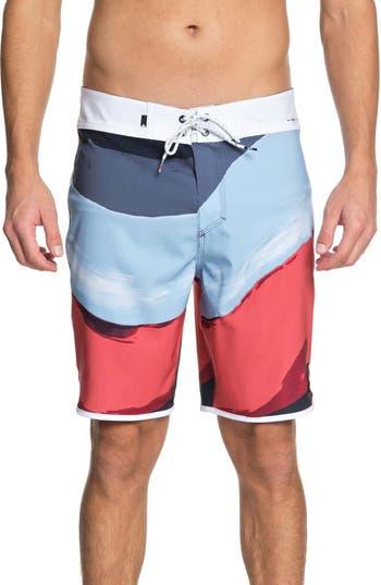 Quiksilver Highline Resin Board Shorts