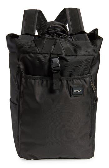 Rvca Convertible Tote Backpack - Black