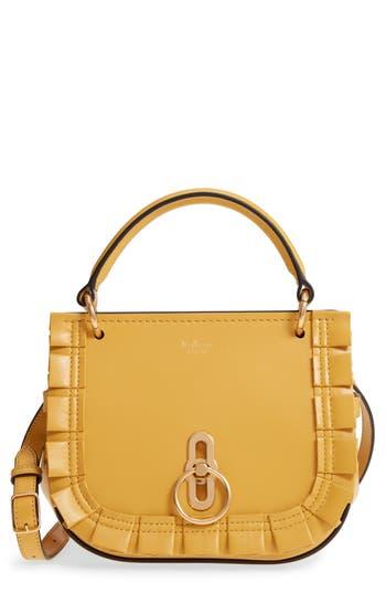 Mulberry Mini Amberley Leather Crossbody Bag