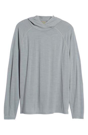 Smartwool Merino 150 Wool Blend Hoodie, Grey